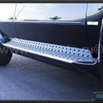 Алюминиевые пороги BMW X5 E53